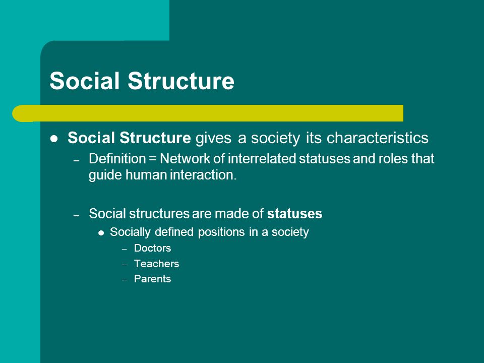 society is constructed into a hierarchy of social classes The distinct vertical layers found in rock, called stratification, are a good way to  visualize social structure society's layers are made of people, and society's.