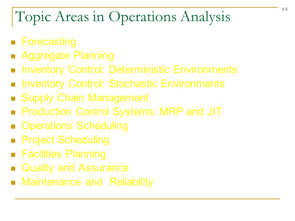 functional area plan production and operations essay For assistance call me on 0513005181376 allama iqbal open university, islamabad (commonwealth mba / mpa program) case study problems in sustaining the operations of the.