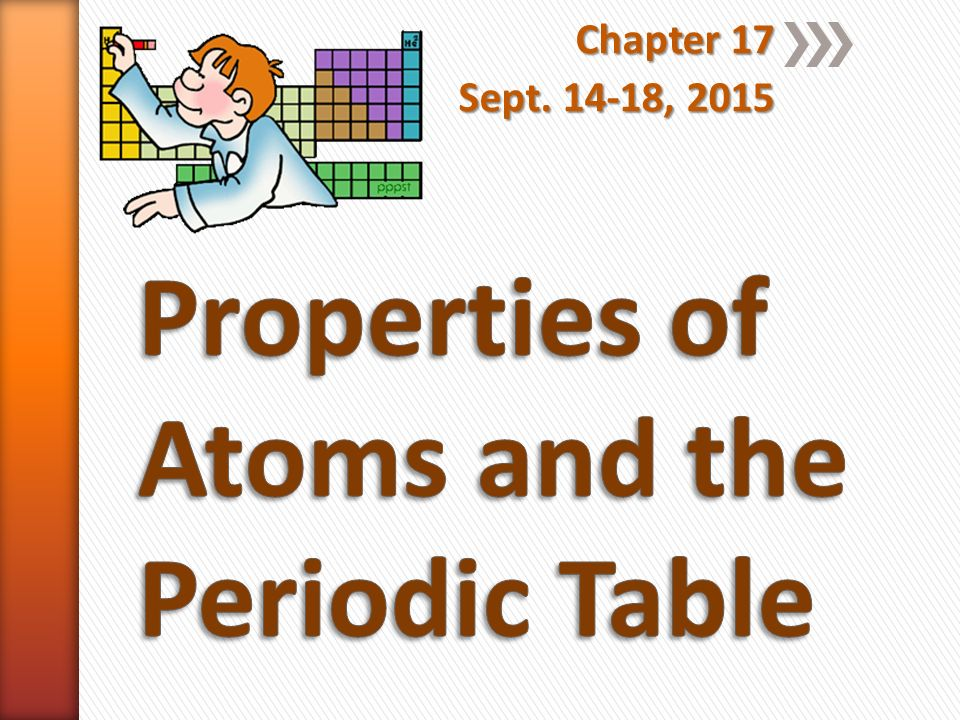 Properties of atoms and the periodic table ppt video online download properties of atoms and the periodic table urtaz Image collections