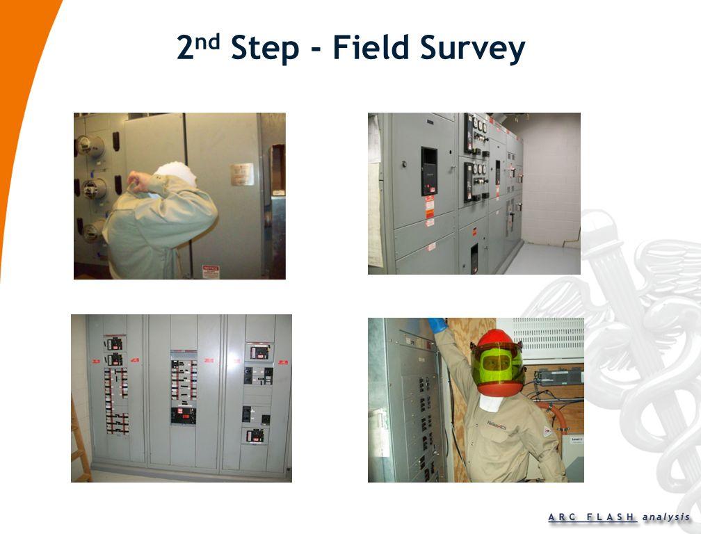2nd Step - Field Survey