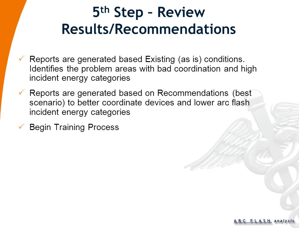 arc flash analysis report pdf