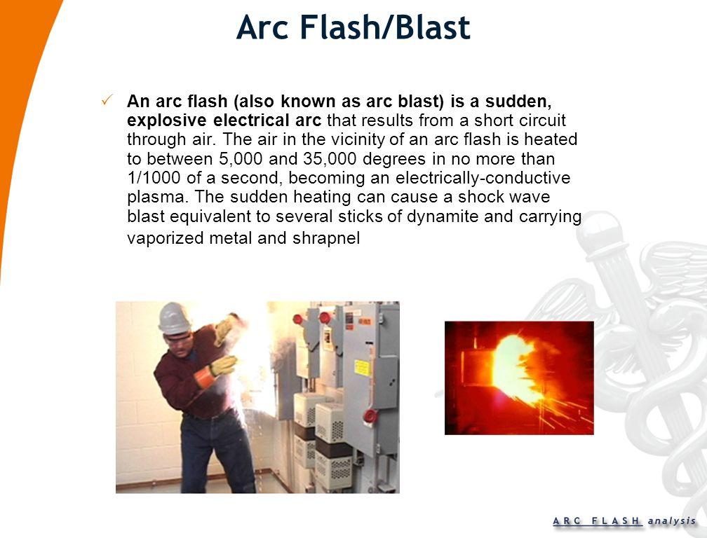 Arc Flash/Blast