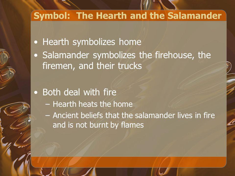 Symbol: The Hearth and the Salamander