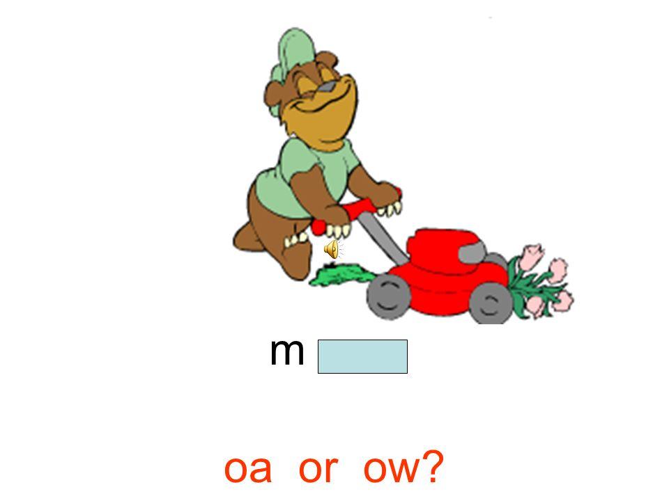 m o w oa or ow