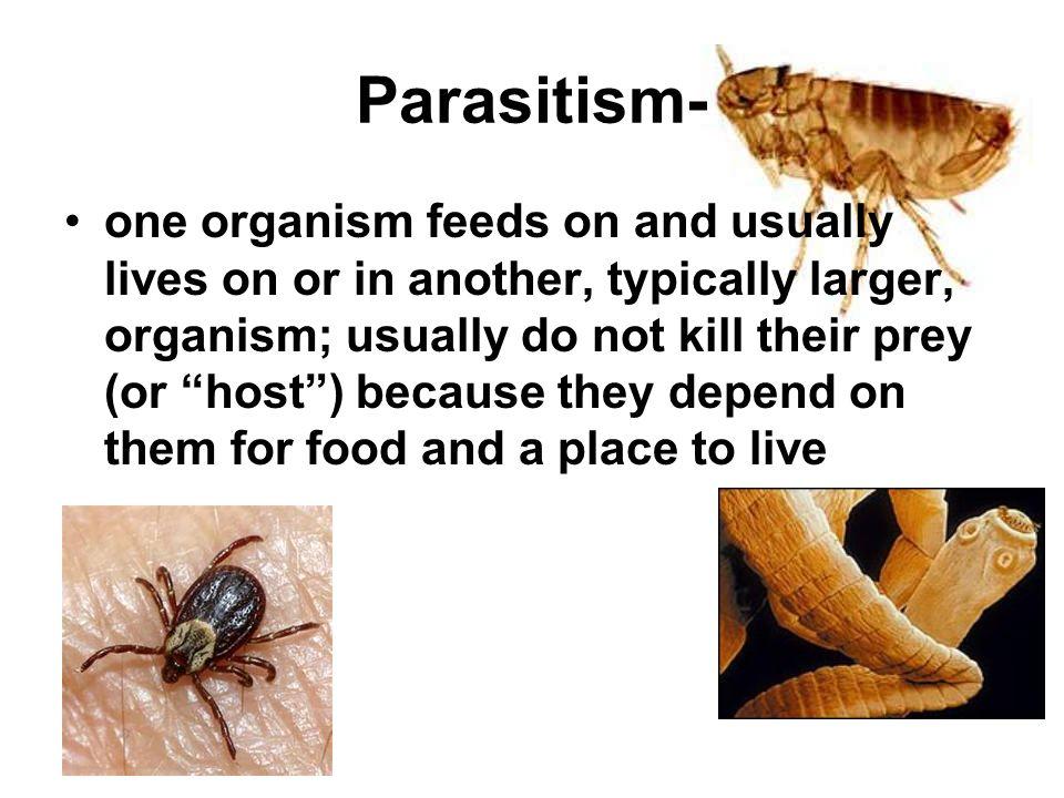 Parasitism-
