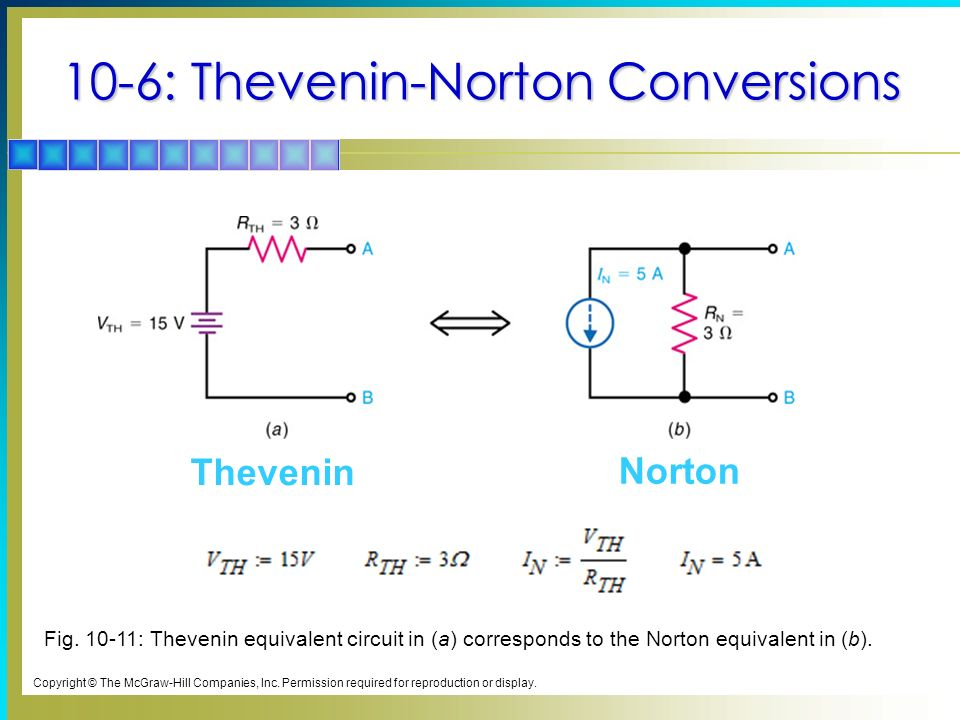 thevenin theorem Thévenin's theorem is another equivalent circuit thévenin's theorem can be  stated as follows: any circuit made up of resistors and sources, viewed from two.
