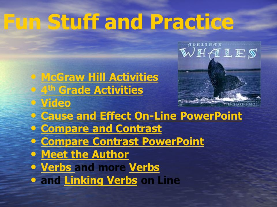 Fun Stuff and Practice McGraw Hill Activities 4th Grade Activities