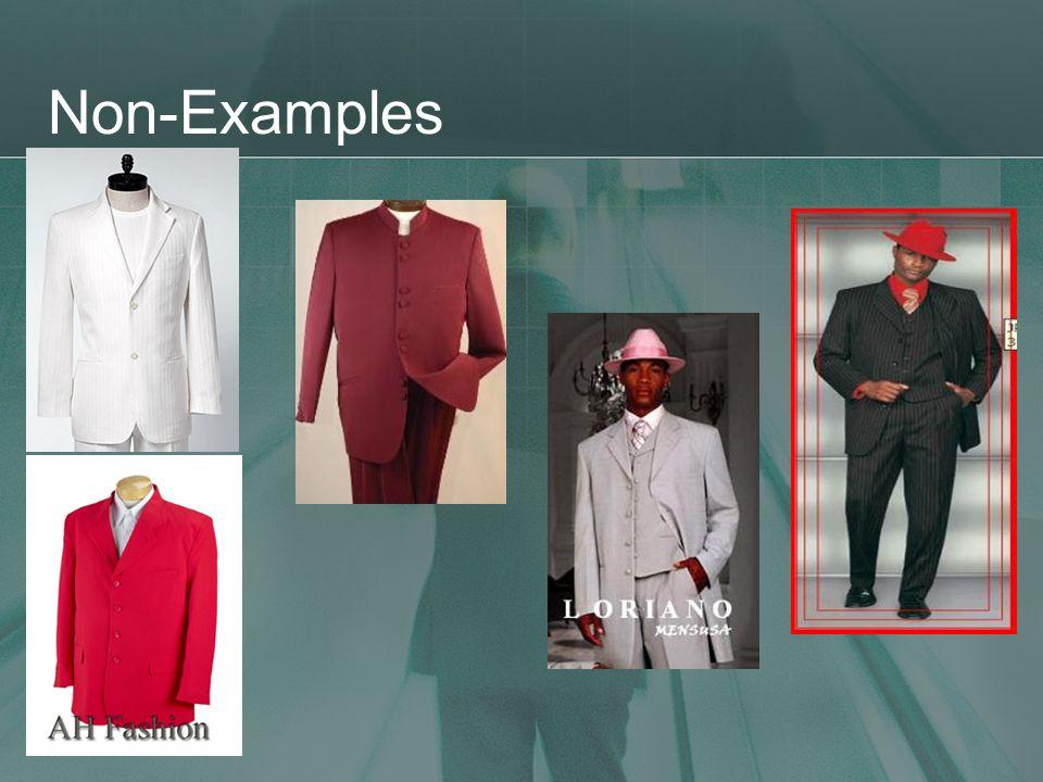 Non-Examples