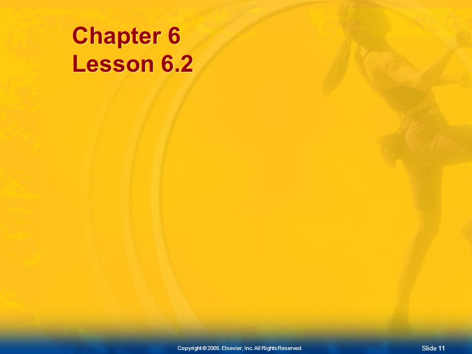 Chapter 6 Lesson 6.2