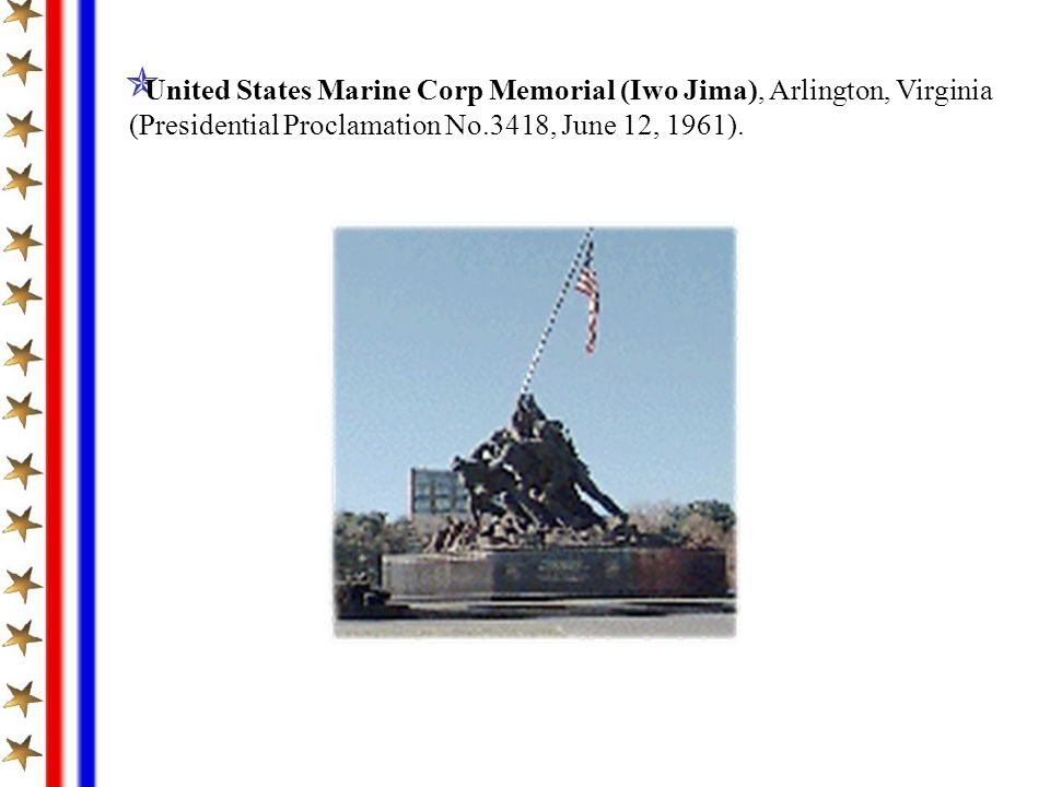 United States Marine Corp Memorial (Iwo Jima), Arlington, Virginia