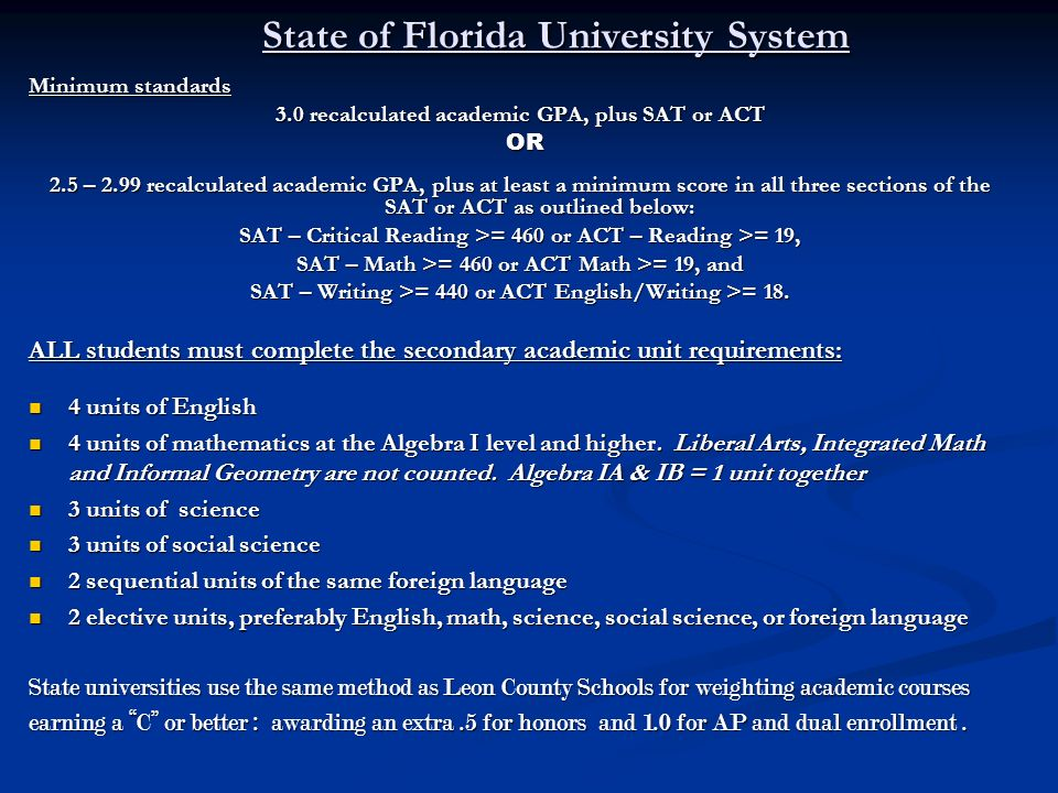 State of Florida University System