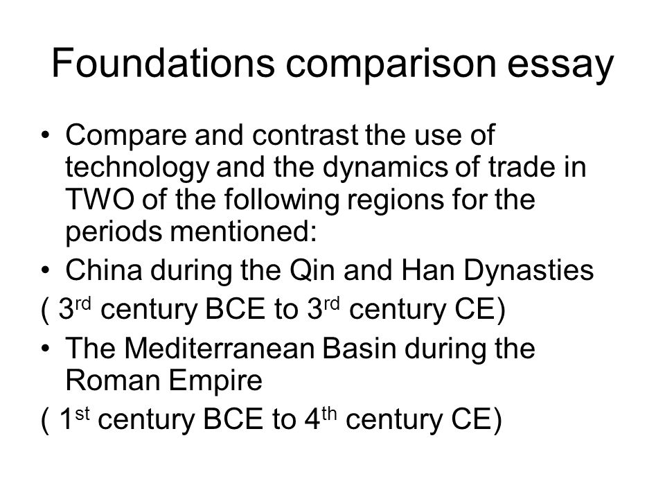 roman and han technology Han and roman attitudes towards technology the han and roman empires were the most technologically advanced civilizations during their time of existence.