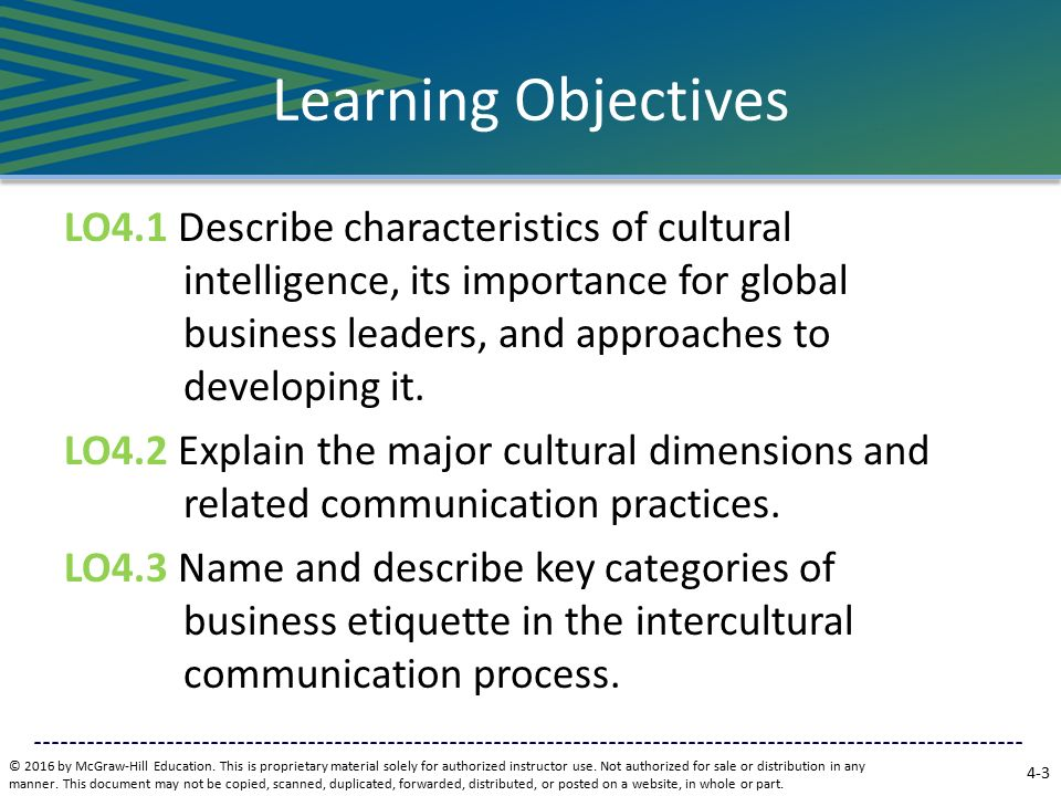"""the importance of cultural intelligence The concept of cultural intelligence quotient, also called cq is """"the capability to function effectively across various cultural contexts (national, ethnic, organizational, generational, etc)"""" (soon, 2004, p 3."""