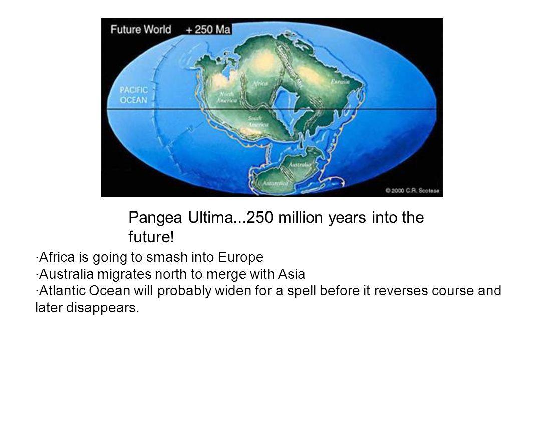 Pangea Ultima...250 million years into the future!
