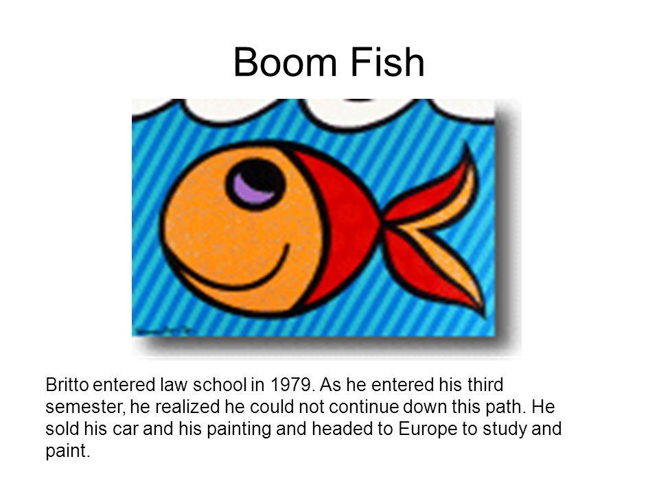 Boom Fish