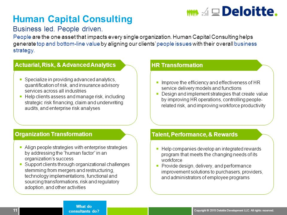 deloitte touche addressing the needs of a changing work force Culture & team  home  within financial services organizations including deloitte & touche,  compliance by addressing client questions on current government.