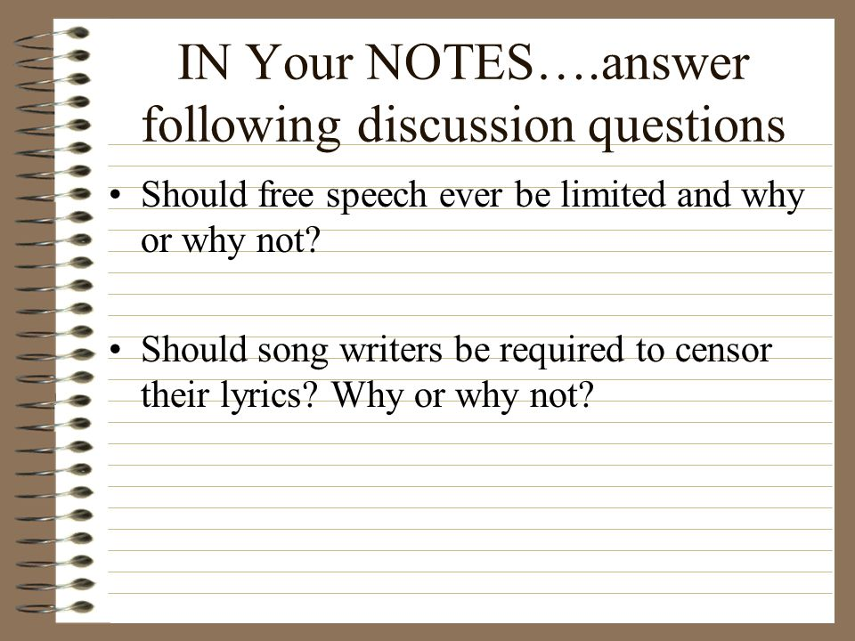 discussion bill of rights essay Free essay: the bill of rights is a list of limitations on the power of the government firstly, the bill of rights is successful in assuring the adoption of.