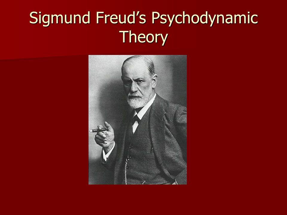 Sigmund Freud's Psychodynamic Theory