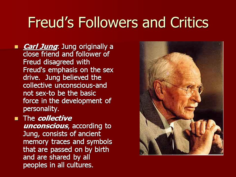 Freud's Followers and Critics