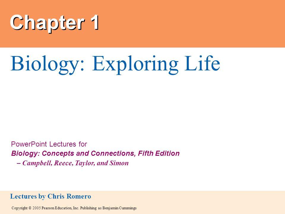 Biology: Exploring Life