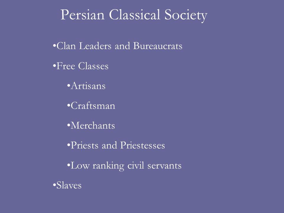 Persian Classical Society