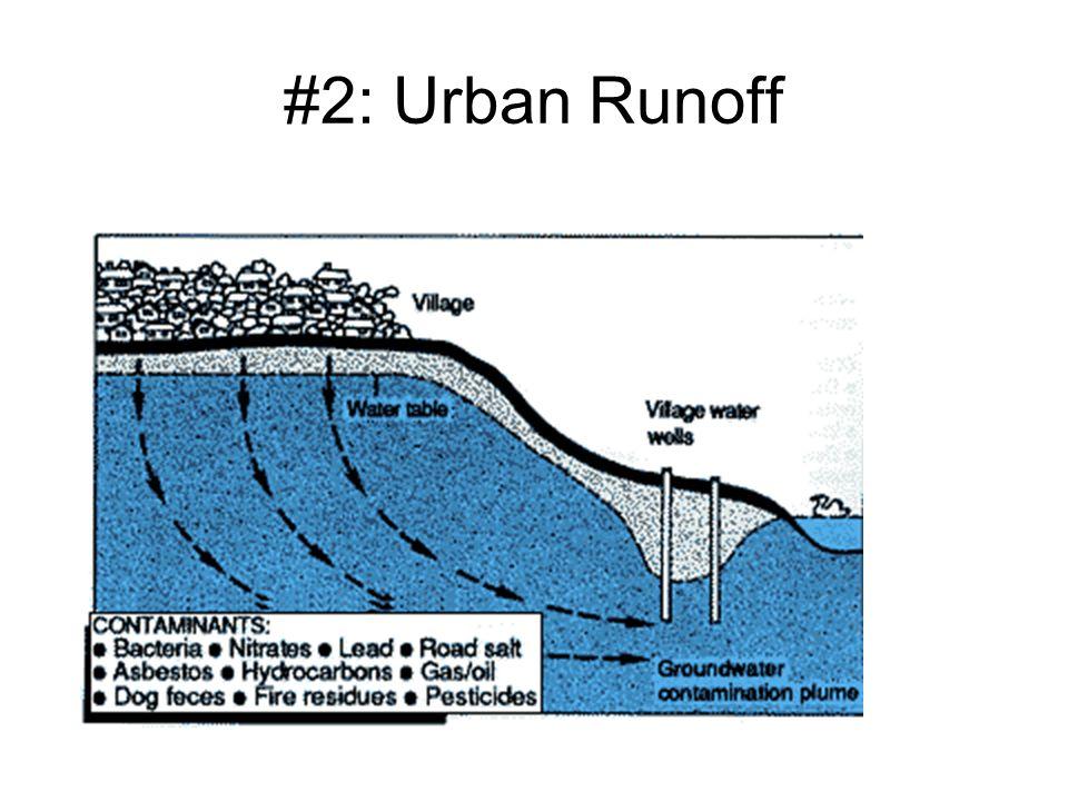 #2: Urban Runoff