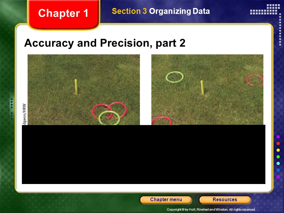 Accuracy and Precision, part 2