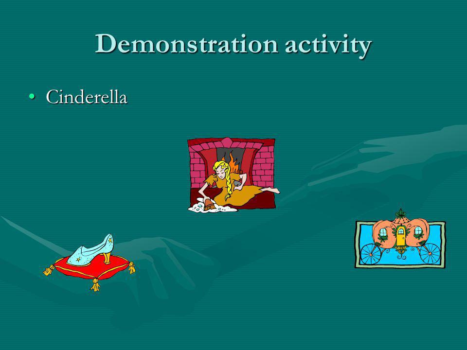 Demonstration activity