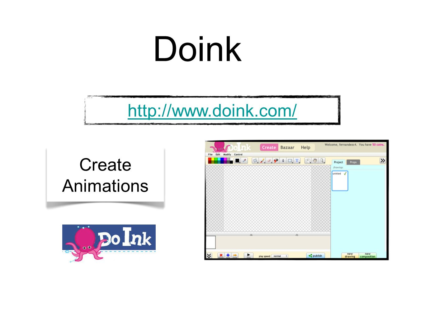 Doink   Create Animations