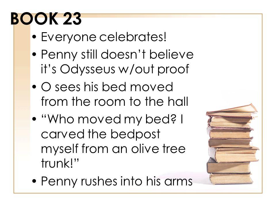 BOOK 23 Everyone celebrates!