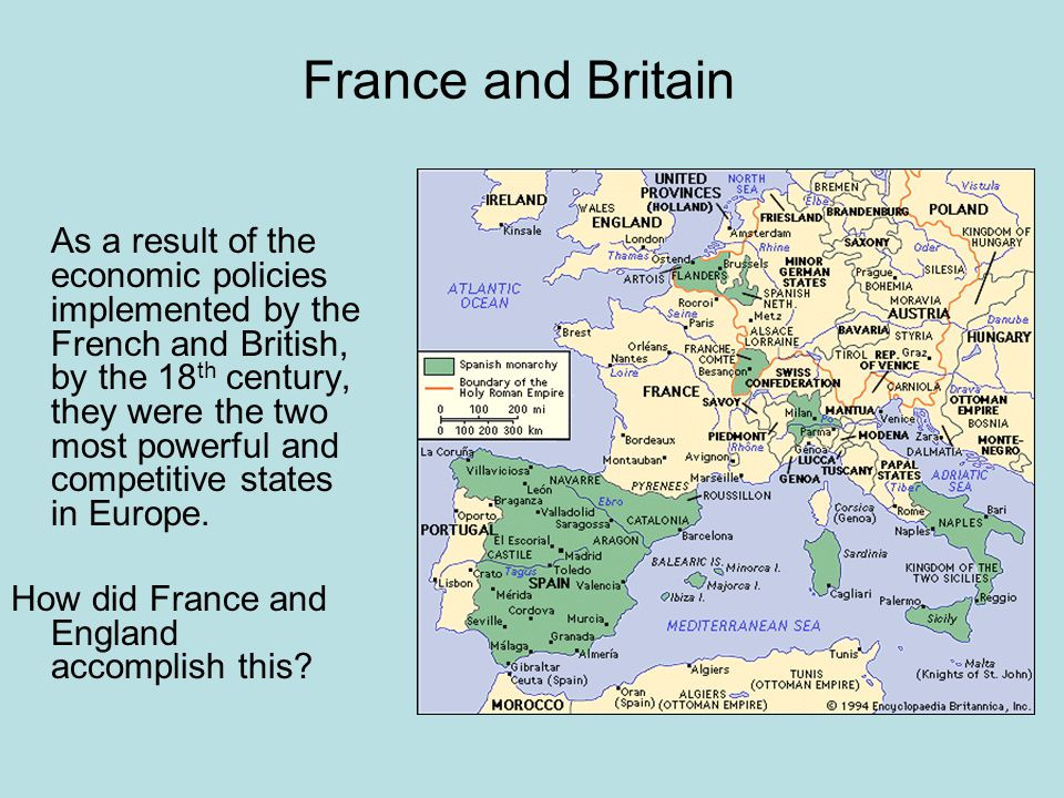 France and Britain