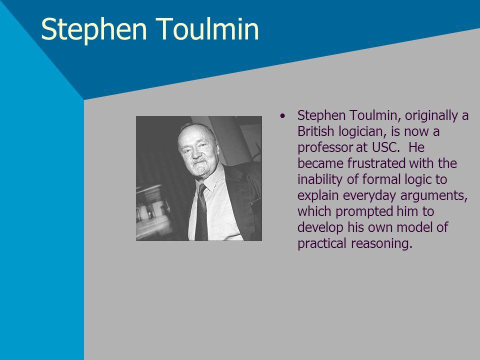 Stephen Toulmin