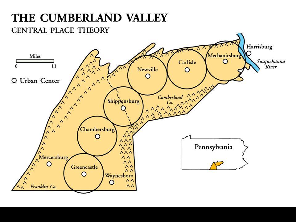 It's 11 miles between Carlisle and Mechanicsburg