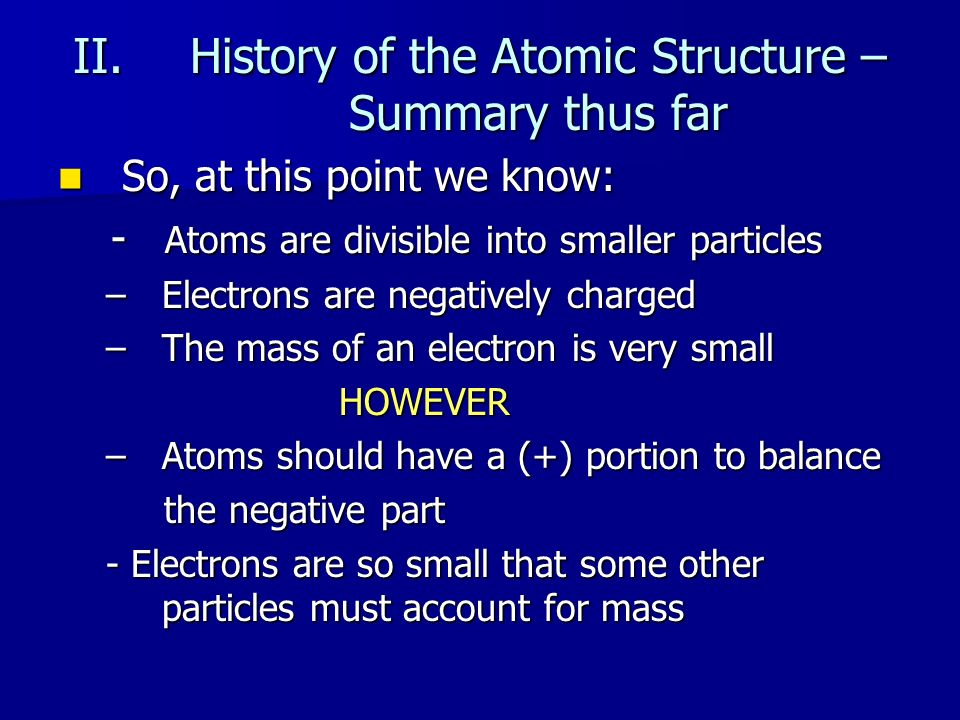 The Atom Chapter Ppt Video Online Download