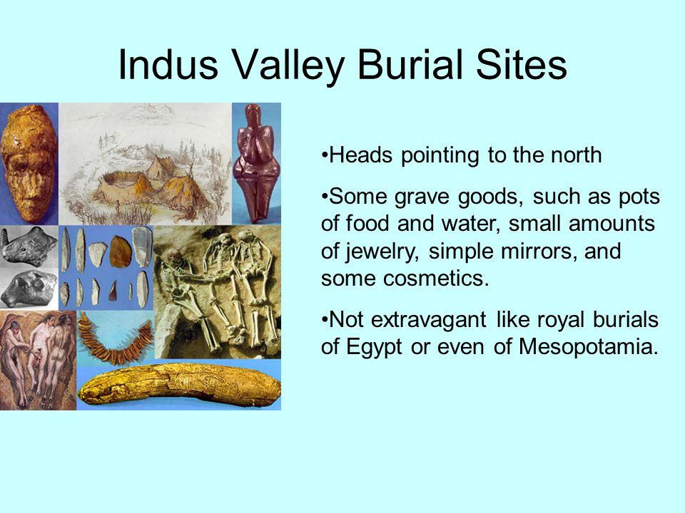 Indus Valley Burial Sites
