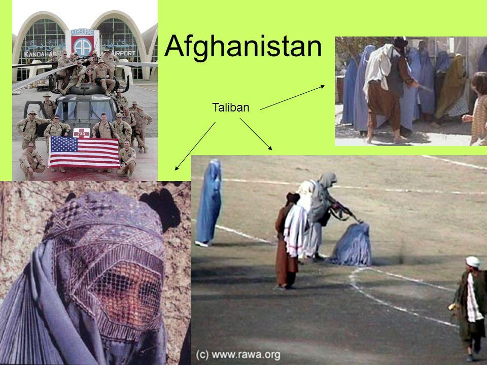 Afghanistan Taliban Taliban