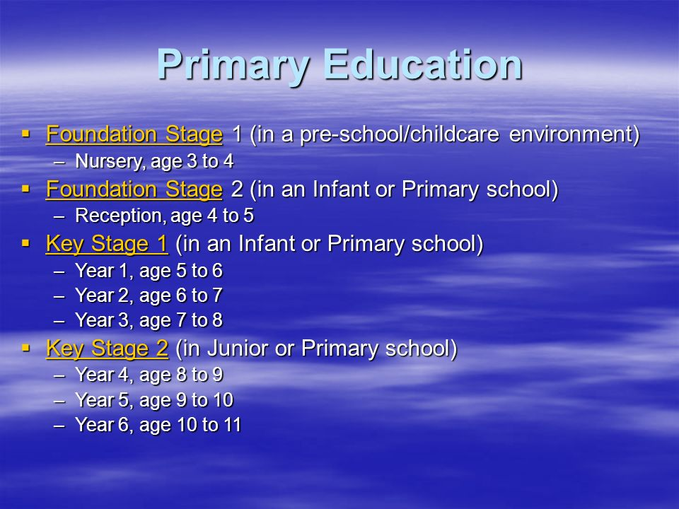 English Educational System - ppt download