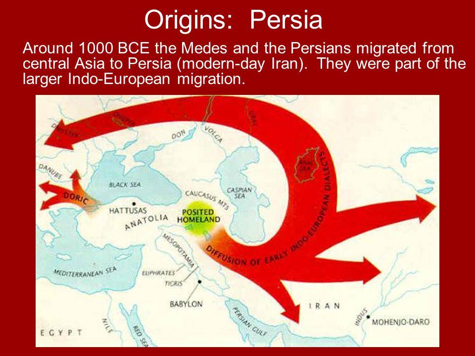 Origins: Persia