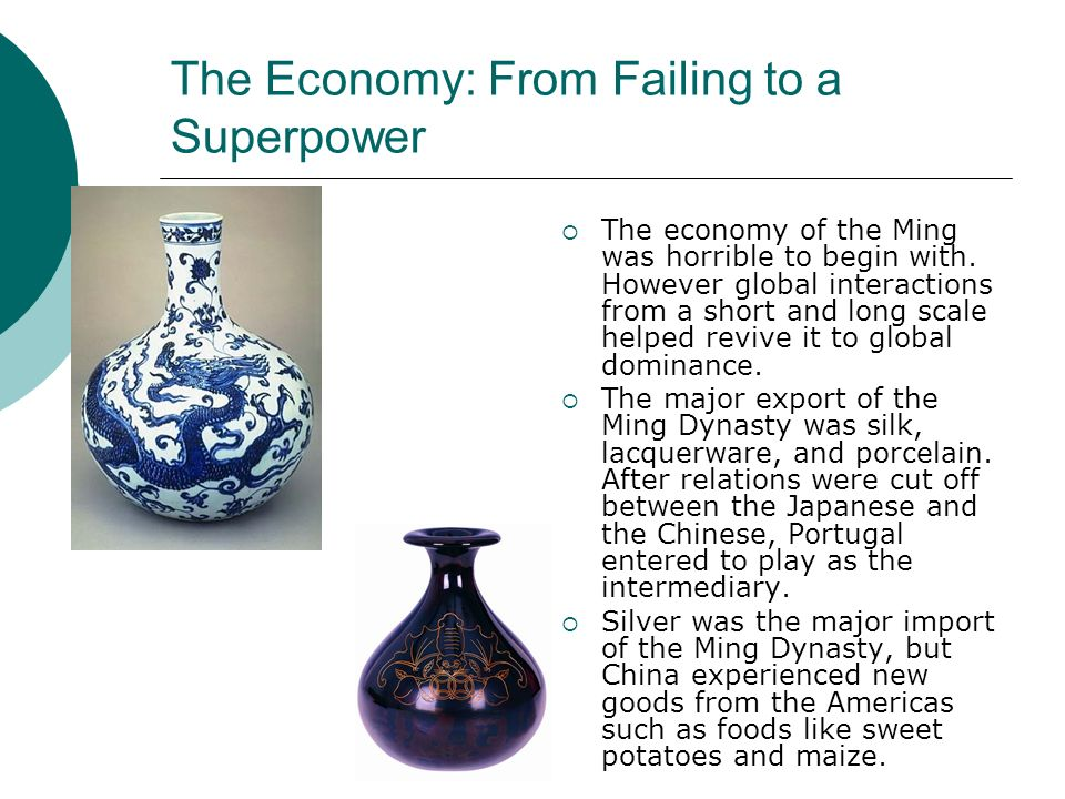 The Economy: From Failing to a Superpower