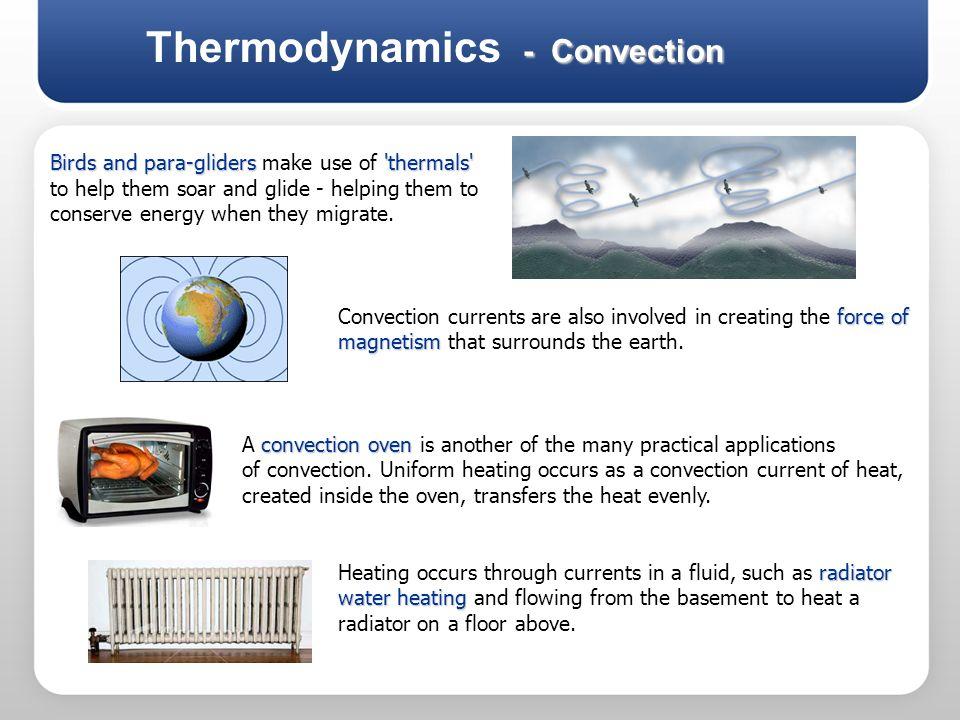 Thermodynamics - Convection
