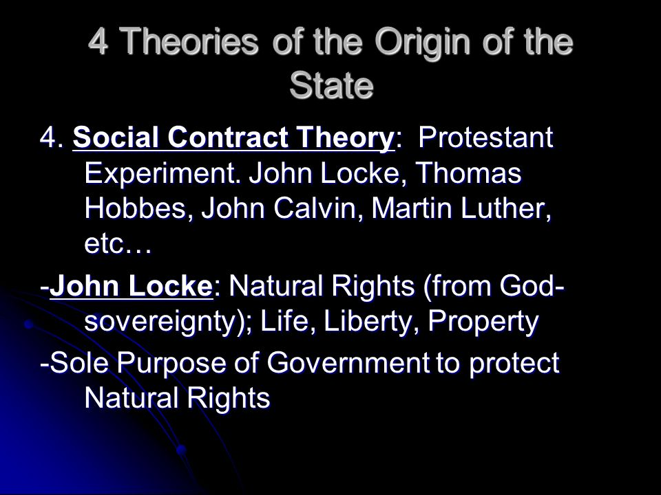 Locke's Rights Ethics