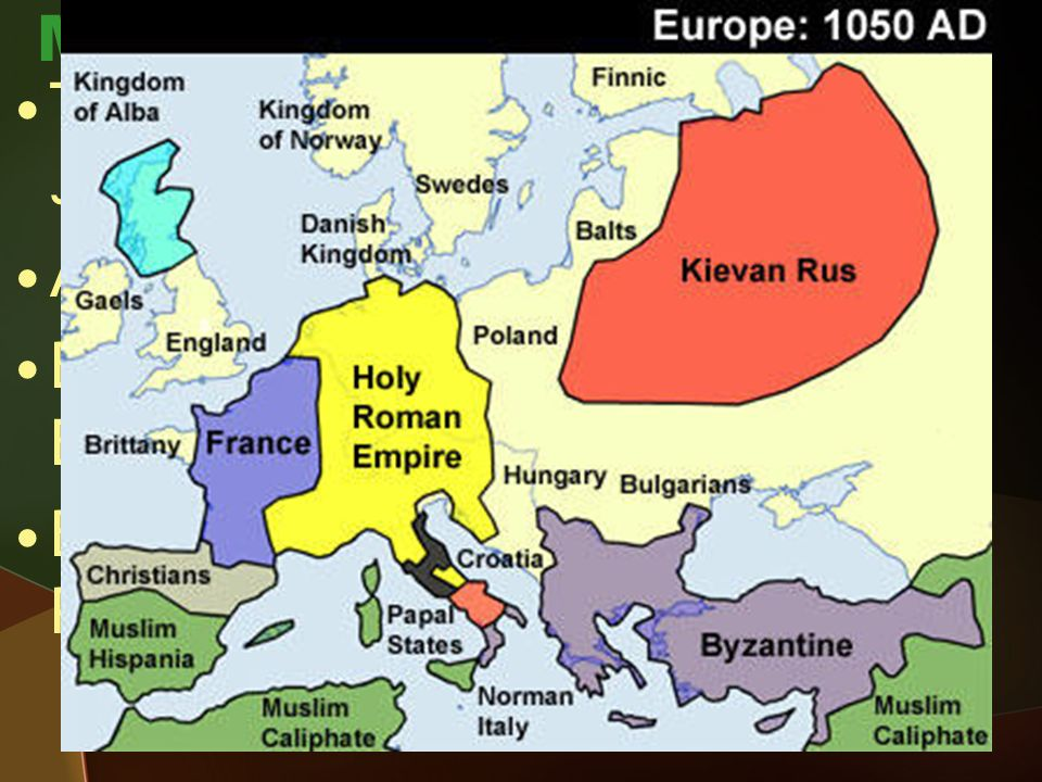 Muslims Turks Took control of Palestine and Jerusalem, part of the Holy Land. Attacked Christian pilgrims.
