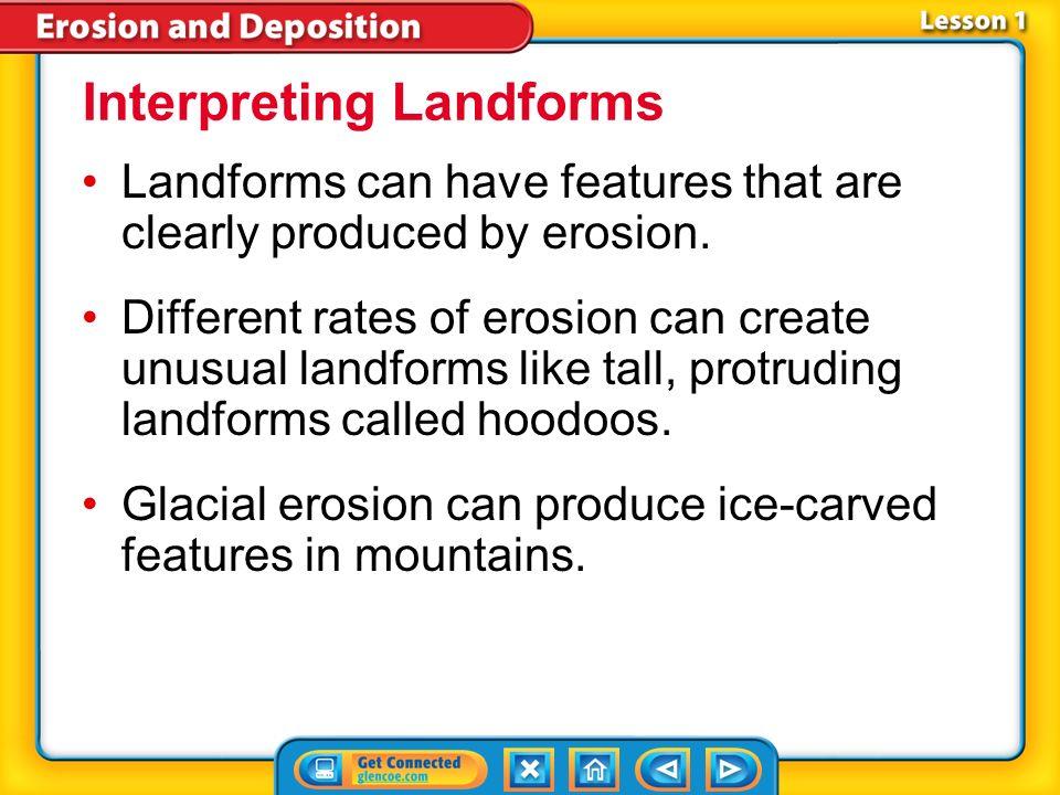 Interpreting Landforms