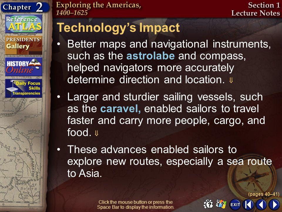 Technology's Impact