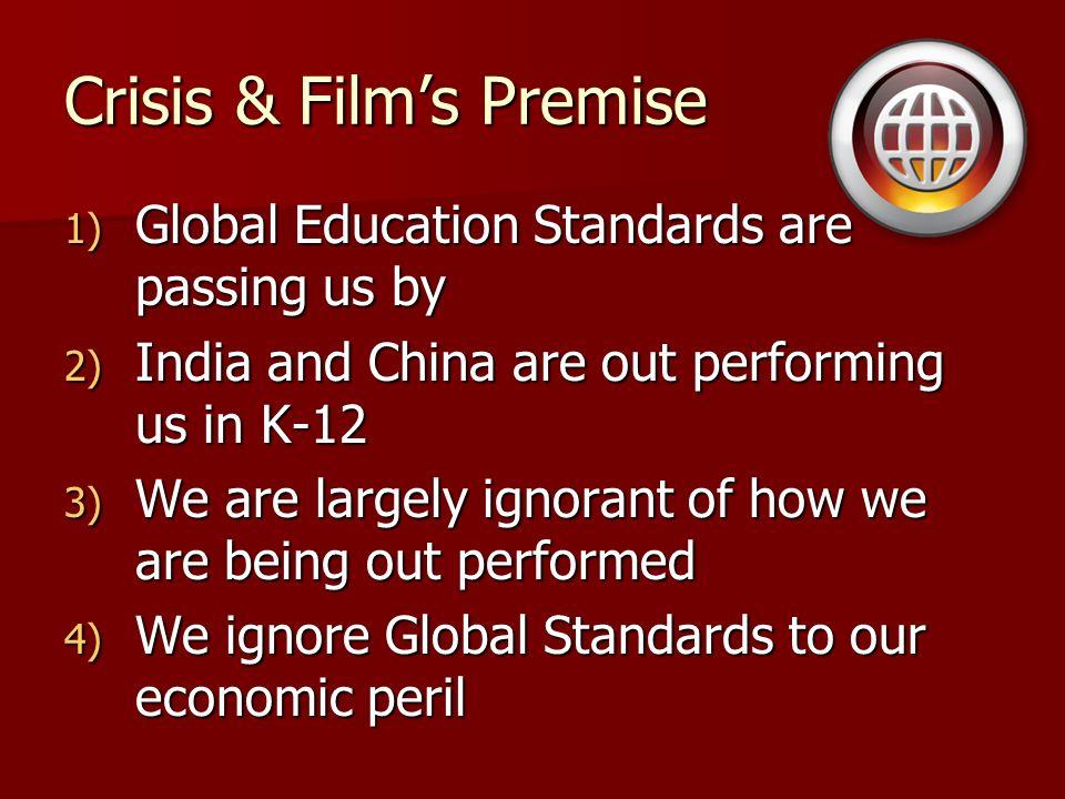 Crisis & Film's Premise