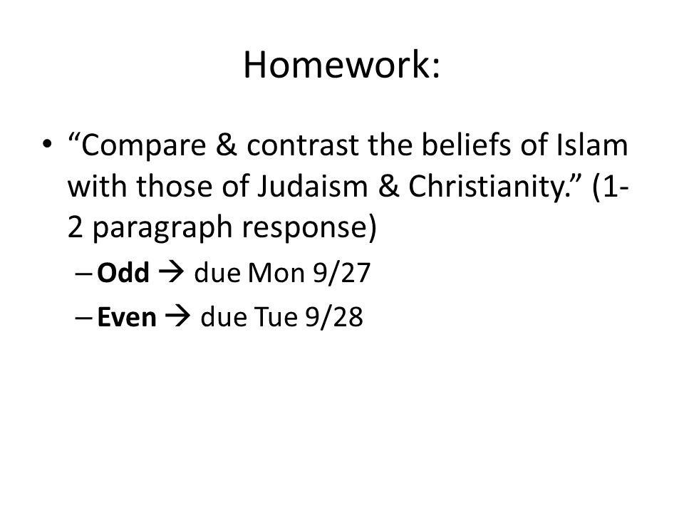 An Essay On Science Joseph Nicolosi Linda Mallen English Composition  Compare And  Contrast Essay Similarities Between Islamic And Christian Creation Myths  The  Buy College Powerpoint Presentation also Locavores Synthesis Essay Hebrew And Islamic Mythology Essay Compare And Contrast Essay Topics For High School