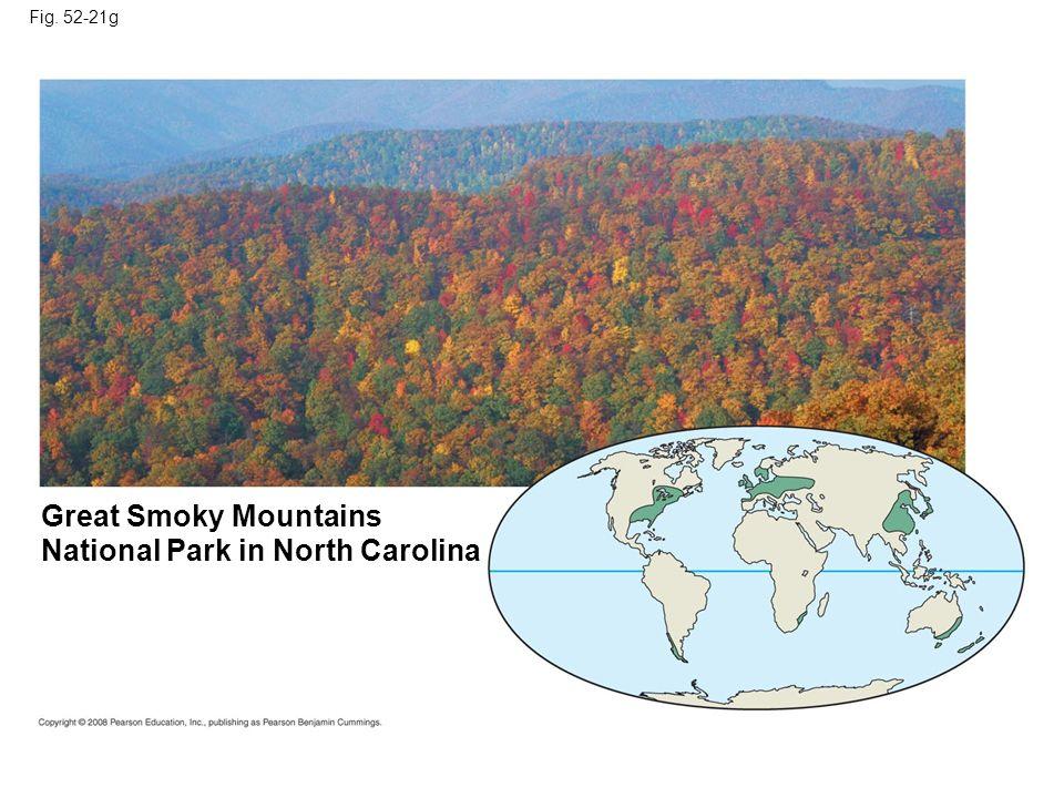 National Park in North Carolina