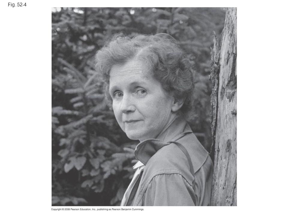 Fig. 52-4 Figure 52.4 Rachel Carson
