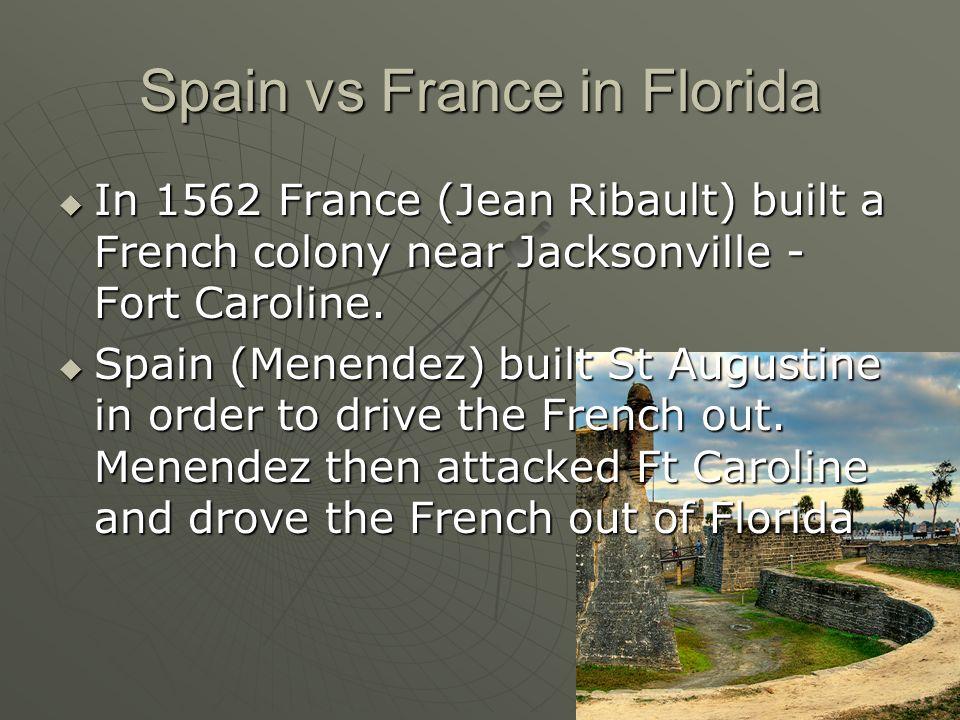Spain vs France in Florida
