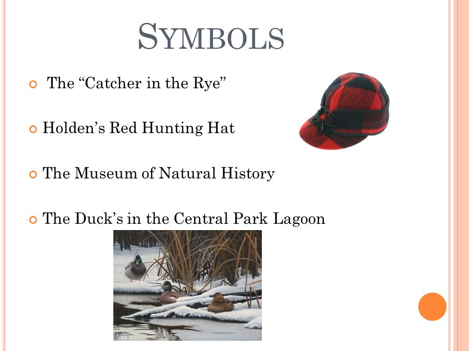 catcher in the rye red hunting hat essay The catcher in the rye literary analysis essay symbolism is reflected through holden's red hunting hat learn more about the catcher in the rye with.